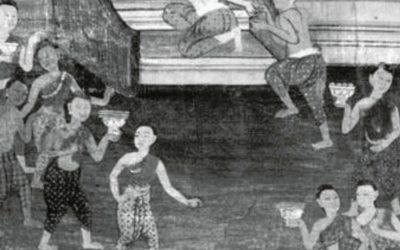 การลอยกระทง พิธีมงคลที่แปรเปลี่ยนไปเป็นการสะเดาะเคราะห์ (๑๙ ก.ย. ๒๕๖๔) Loy Krathong, an Auspicious Ceremony That Transforms Into a Blessing (Sep 19, 2021)